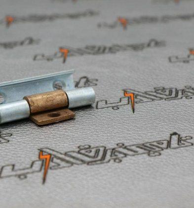 لولای مخفی فلزی سه پارچه ضخامت ورق 2-5 (095A)
